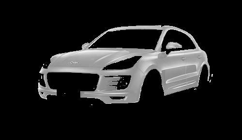Цвета кузова SR9